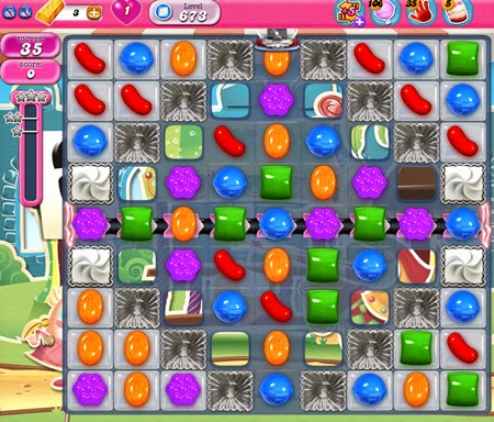 Candy Crush Saga 658
