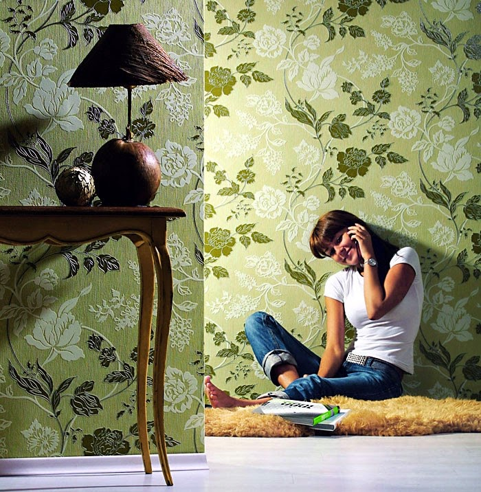 cum îţi alegi modelul de tapet? jurnal de design interior, Wohnzimmer dekoo