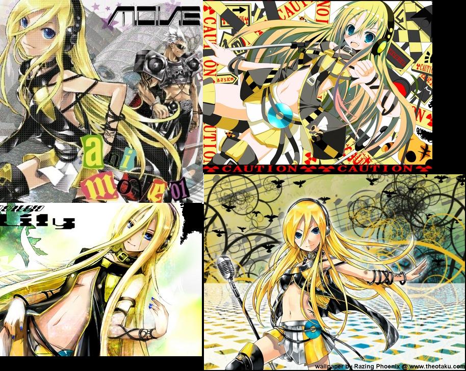 Vocaloid Lily! :D
