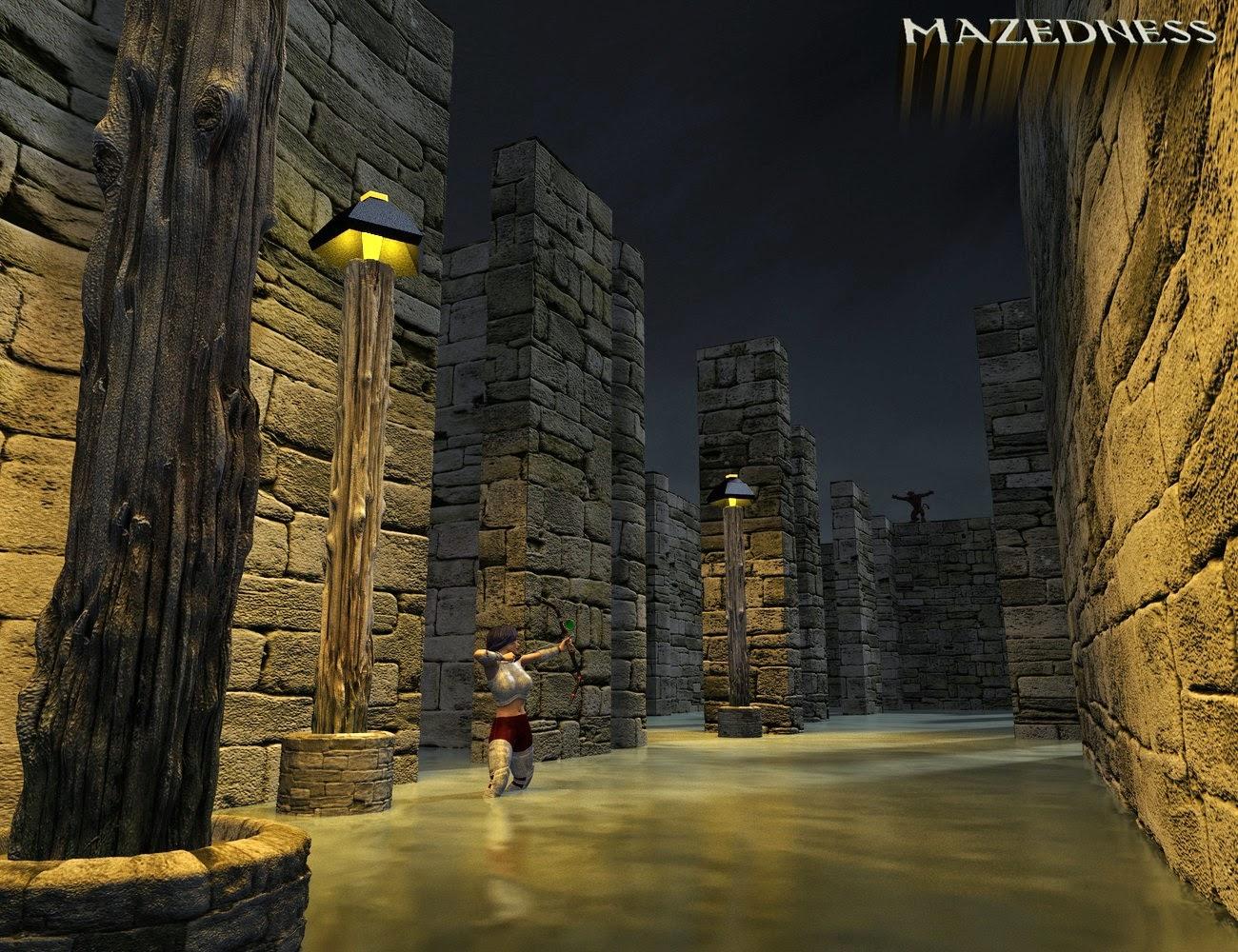 Mazedness pour DAZ Studio
