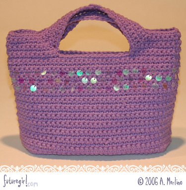 Crochet Net Bag Pattern Free : Bag Gloves Images: Free Crochet Bag Patterns