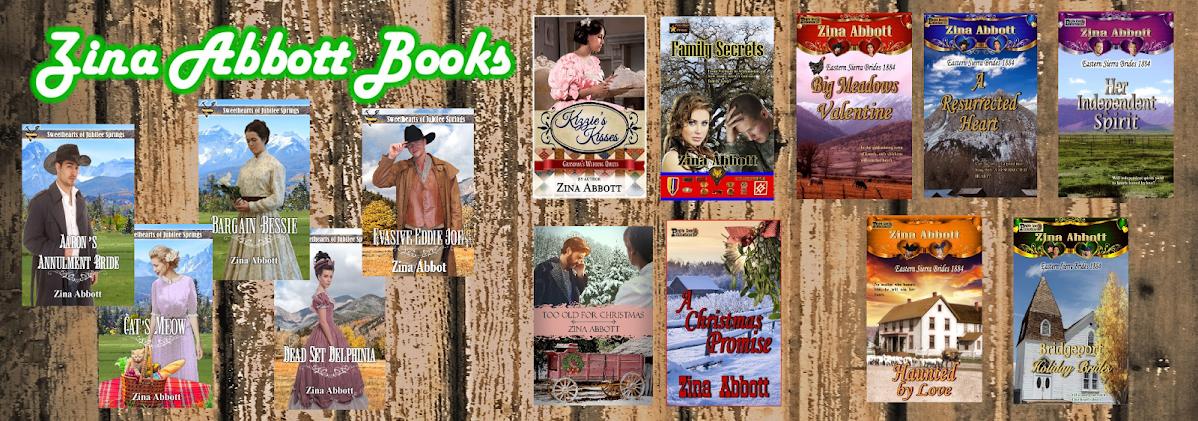 Zina Abbott Books