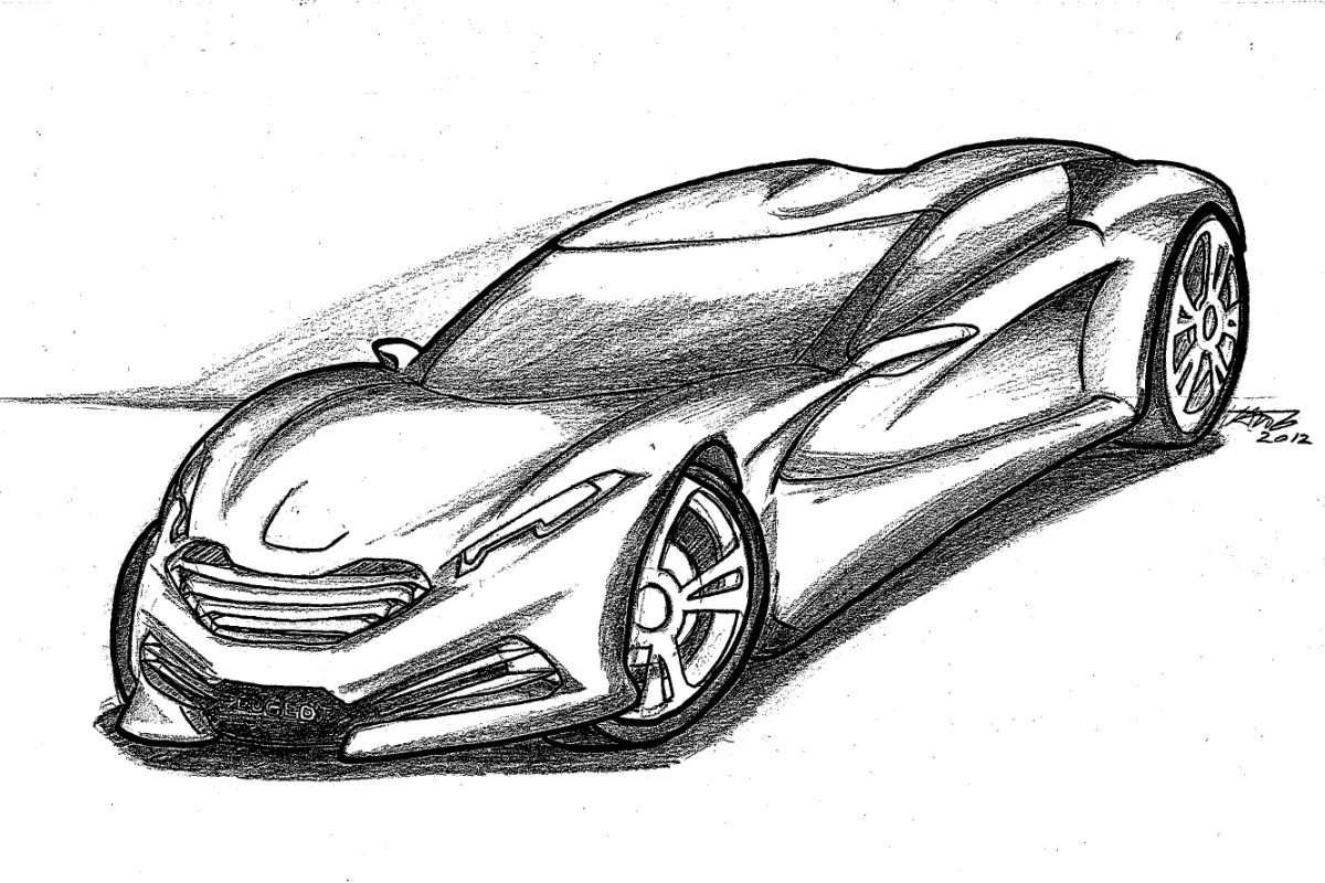 Car Design Tutorials Sketching Auto Car Insurance Pictures