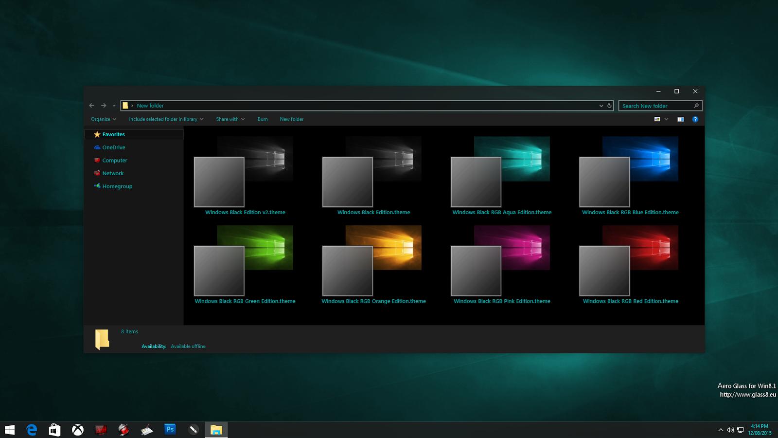 windows xp default wallpaper folder