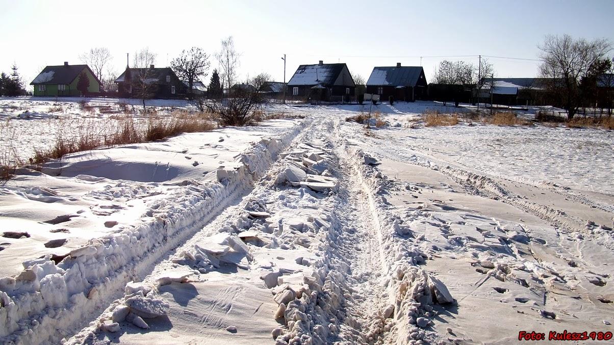 luty 2014 , NPK wieś kiełpiniec