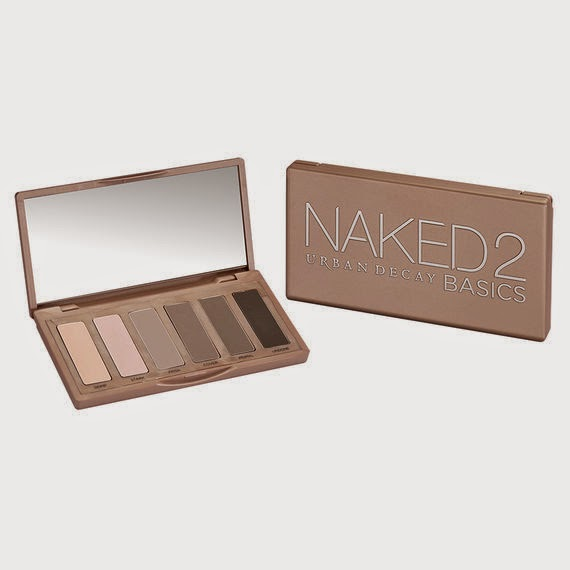 Urban Decay Naked2 Basics is Coming Soon