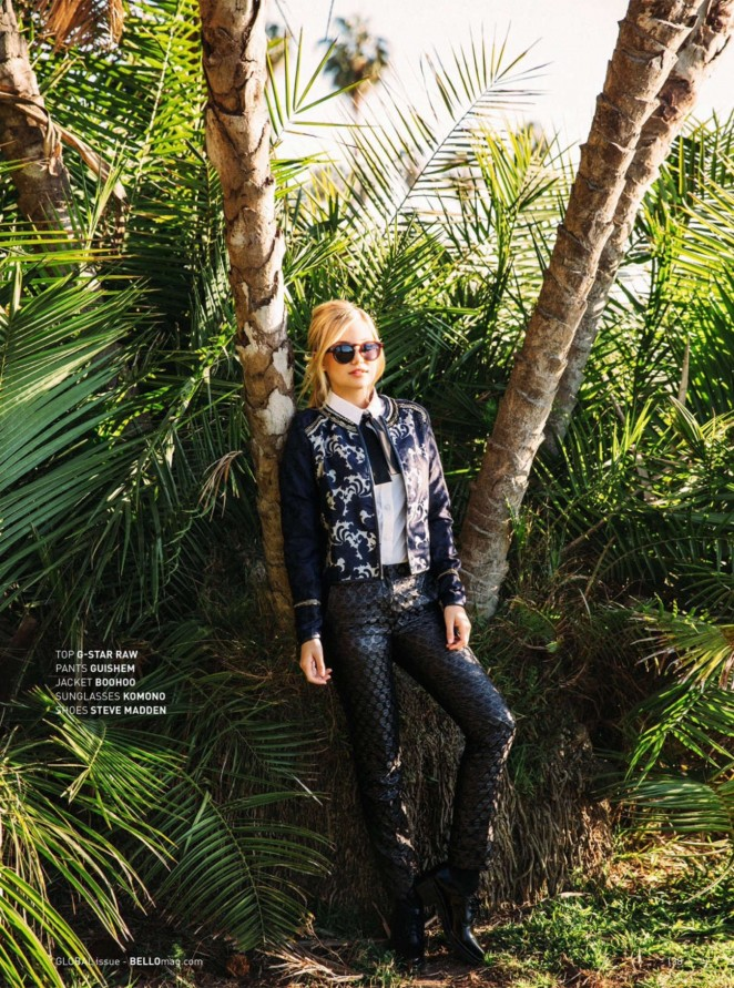 Olivia Holt is a Southern Sweetheart for Bello Magazine May 2015