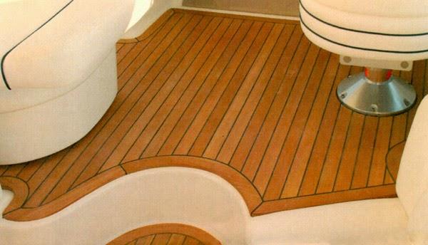 Boat Decks Teak Decking Material For Boat