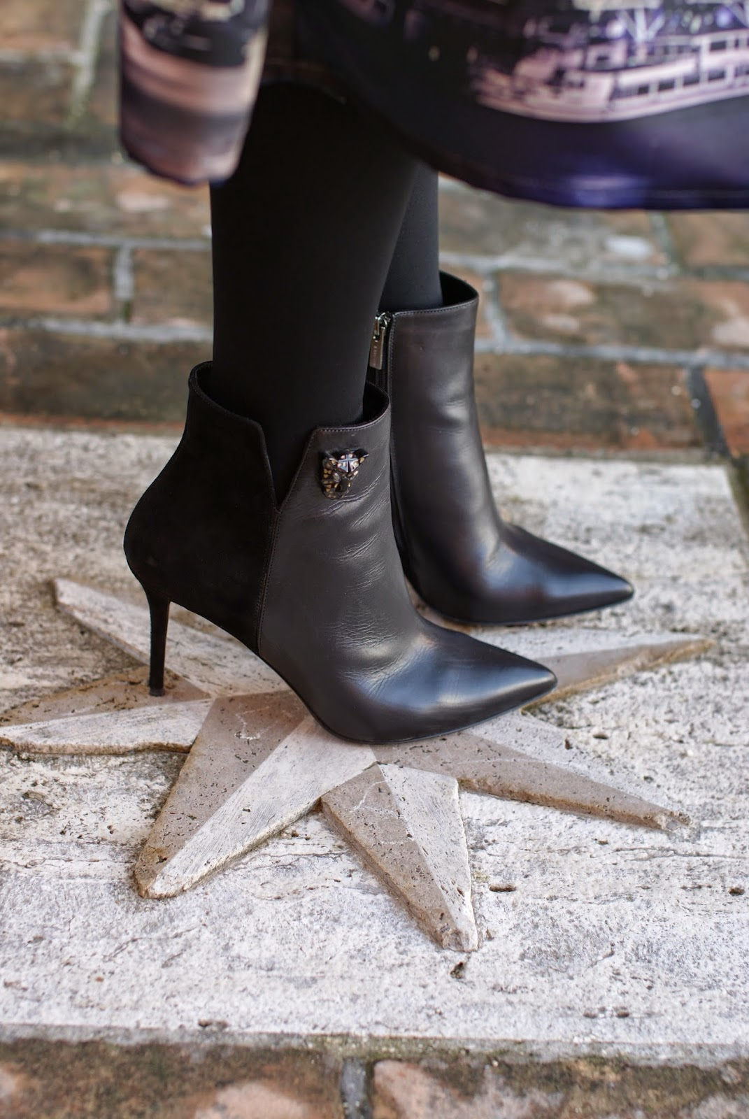 Le Silla ankle boots, Le Silla new collection Fall Winter 2014 2015, Fashion and Cookies, fashion blogger