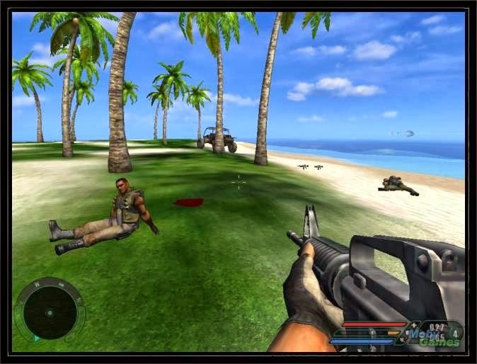 Far Cry 1 Screen Shot
