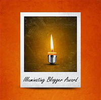 """The Illuminating Blogger Award"""