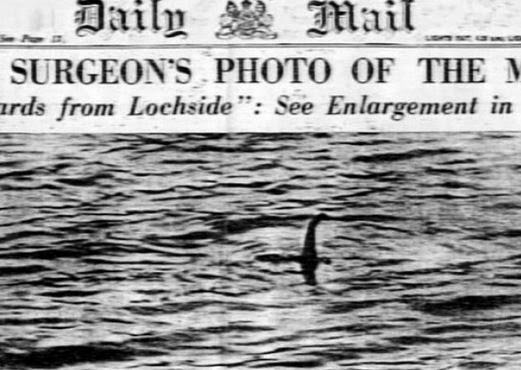 Dr. Who and the Loch Ness Monster