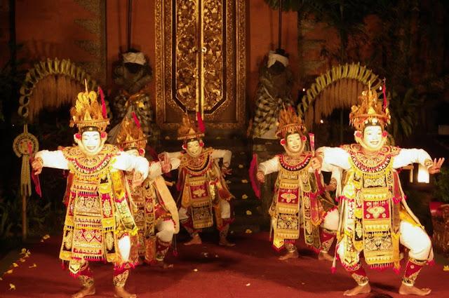 Traditional performing arts of Bali