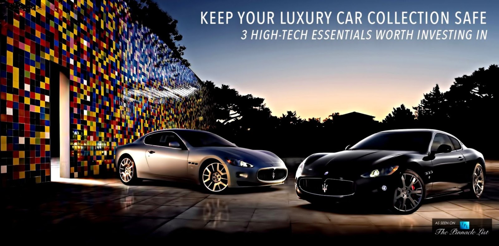 Luxury Cars  The Pinnacle List