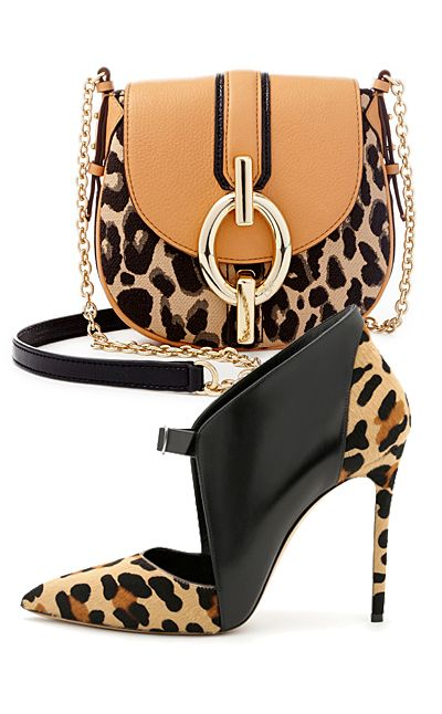 Desejo do dia - Mala Diane von Furstenberg e  sapatos Casadei