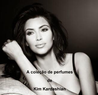 Kim Kardashian perfumes