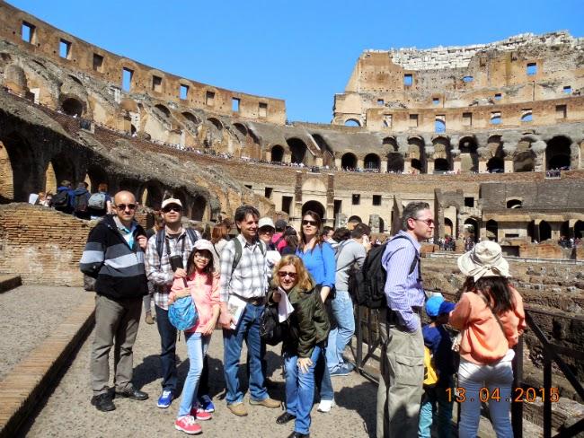 prima data la Roma
