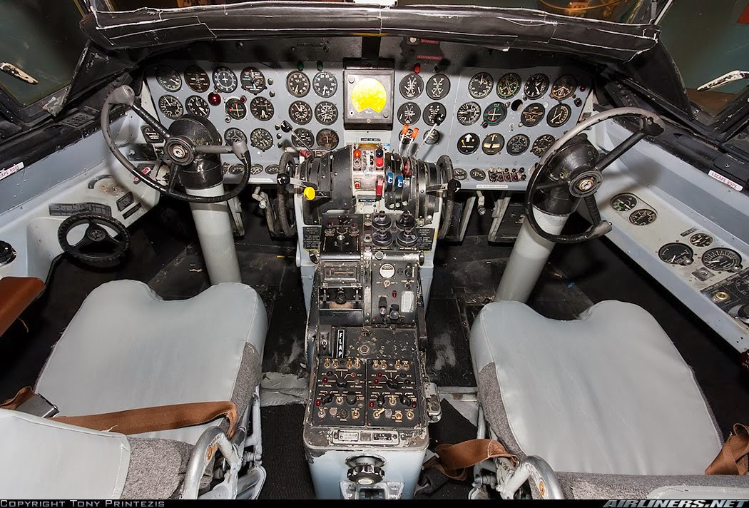 Educación Física en la Red: Aviones: Cabinas, antes y ahora
