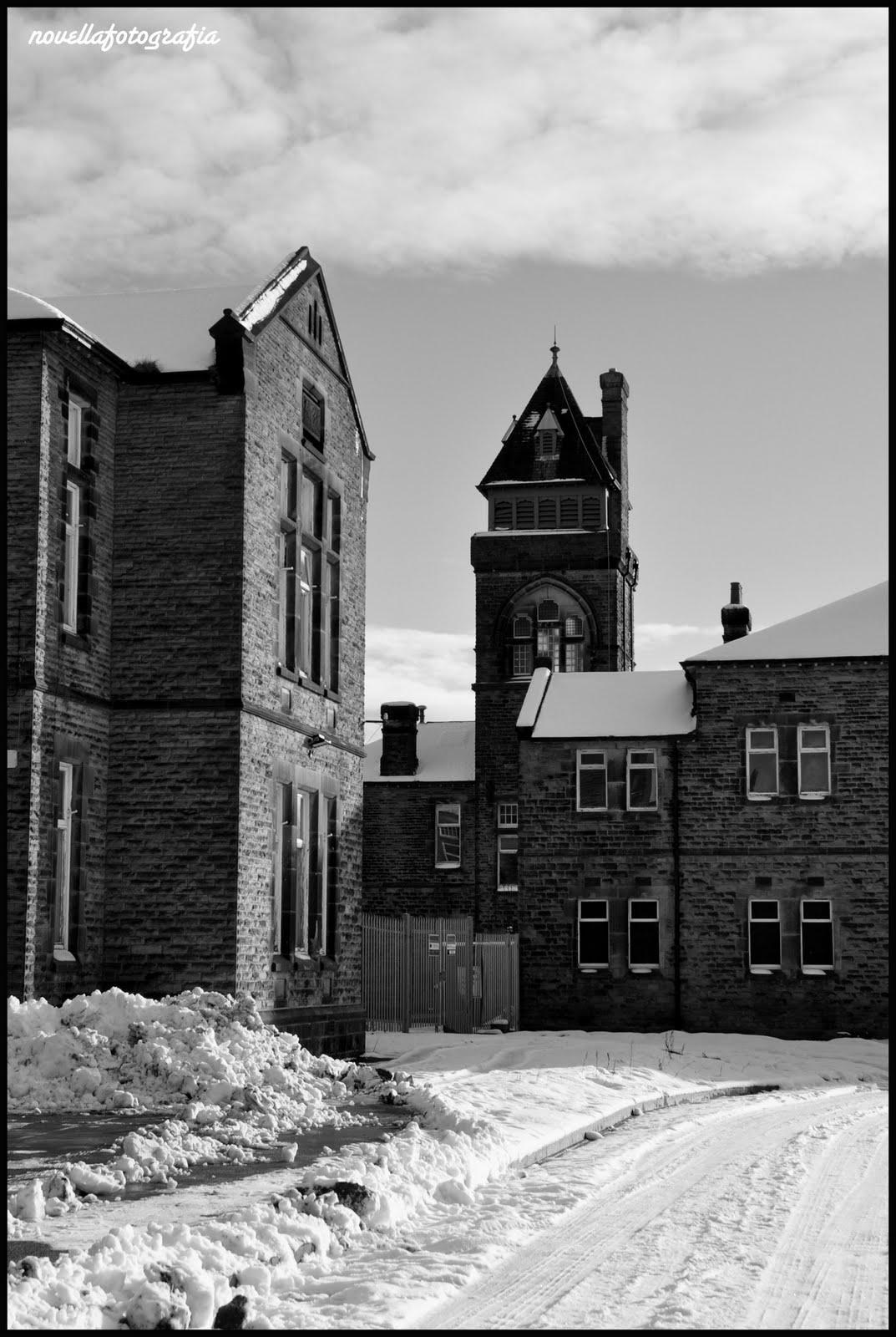 Novellafotografia Victorian Lunatic Asylums Uk High Royds