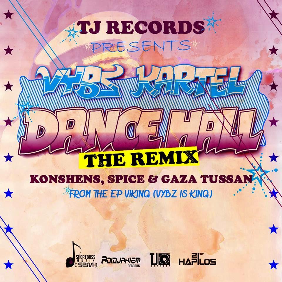 Vybz Kartel Ft. Konshens x Spice x Gaza Tussan - Dancehall (Remix) (Raw) [FMI]