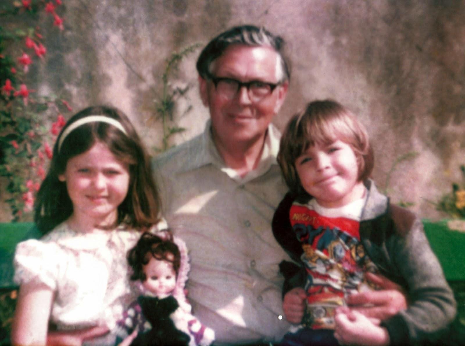 In memory of my Grandad