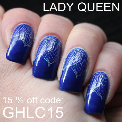 Don't forget to use my 15% off code: http://www.ladyqueen.com