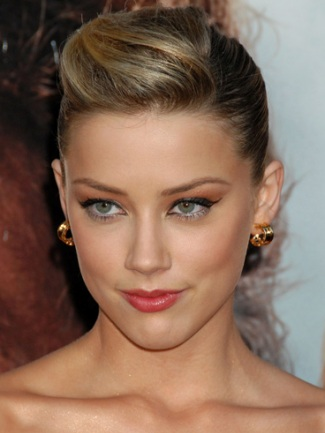 Famous Celebrity Updo Bun Hairstyle 3