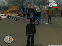 GTA San Andreas Snow Mod - screenshot 26