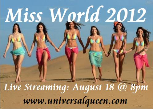 Watch Miss World 2012 Full Video