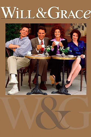 Will and Grace TV cast