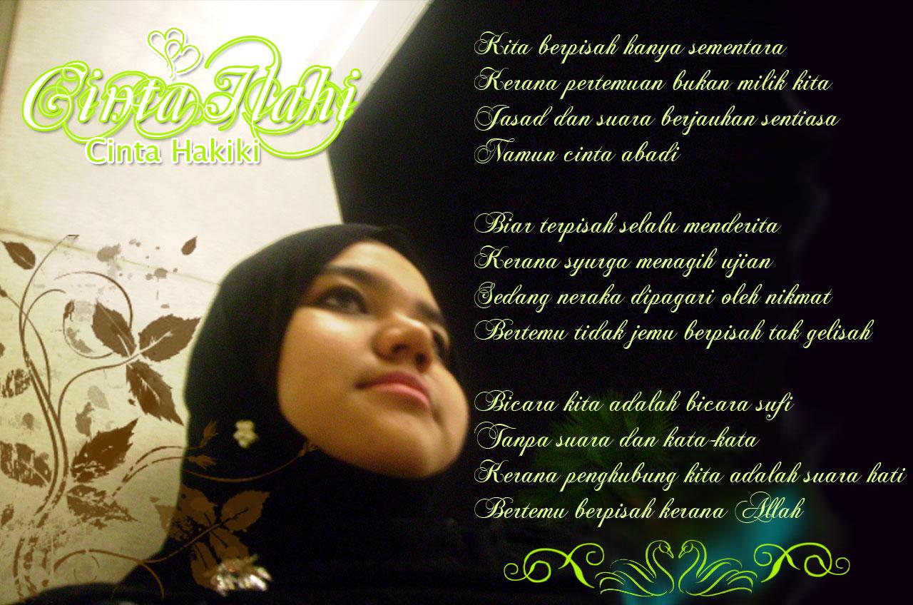 Puisi Islami Lengkap