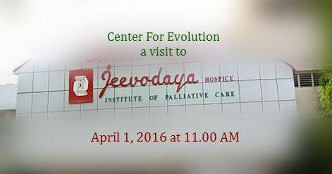 CFE Visit to Jeevodaya 1st April 2016