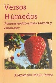 Libro de poesía donado a La Urraka por su autor.