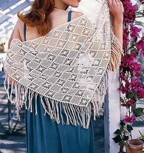 Crochet Shawls: Poncho - Crochet Poncho Pattern