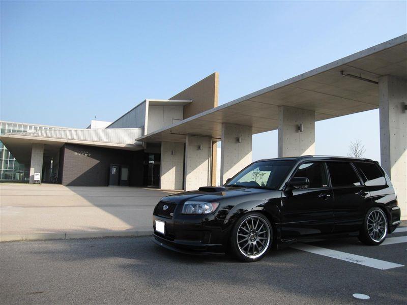 Subaru Forester II-gen. SG 2002 2007 japoński samochód terenowy suv 日本車 スバル