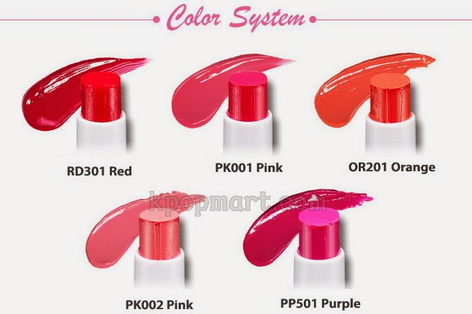 Etude House Sweet Cherry Tint Color