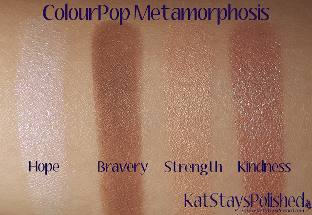 ColourPop Metamorphosis | Kat Stays Polished