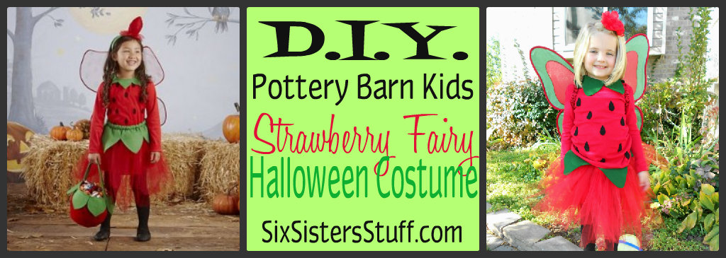 Diy pottery barn kids strawberry fairy halloween costume tutorial diy pottery barn kids strawberry fairy halloween costume tutorial six sisters stuff solutioingenieria Image collections