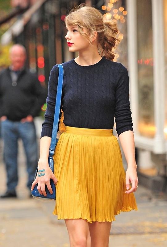 Beauty N Fashionlove Taylor Swift Style