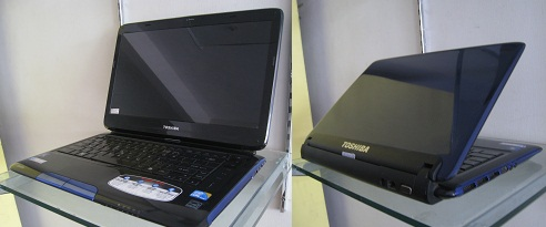 jual laptop bekas toshiba i5