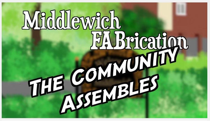 FAB!!! THE COMMUNITY ASSEMBLES!
