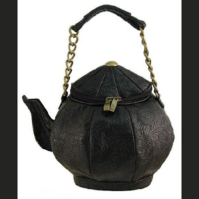 tea pot purse