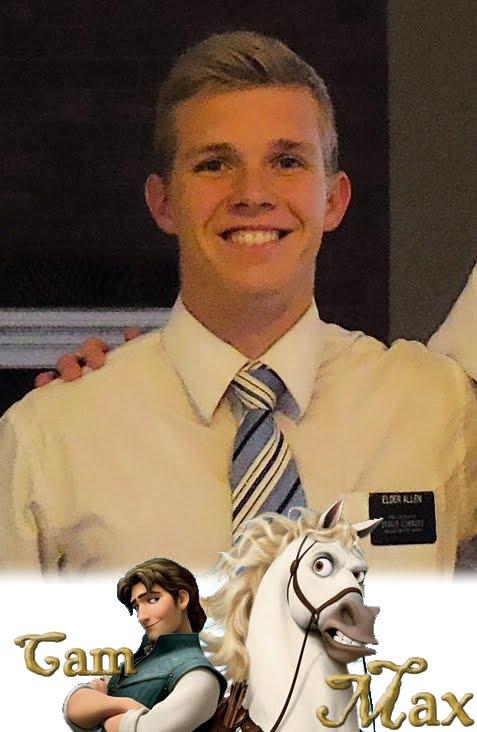 Elder Max Allen