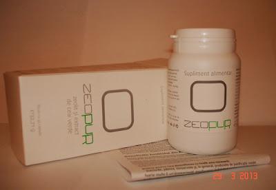 Unpacking Zeopur, cu Zeolit