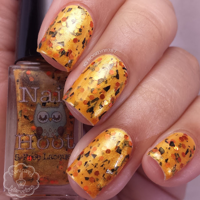 Nail Hoot Lacquer - Jeepers Creepers