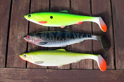 Quentin Combe Savage Gear Nouveautés News 2014 Coloris Herring Shad
