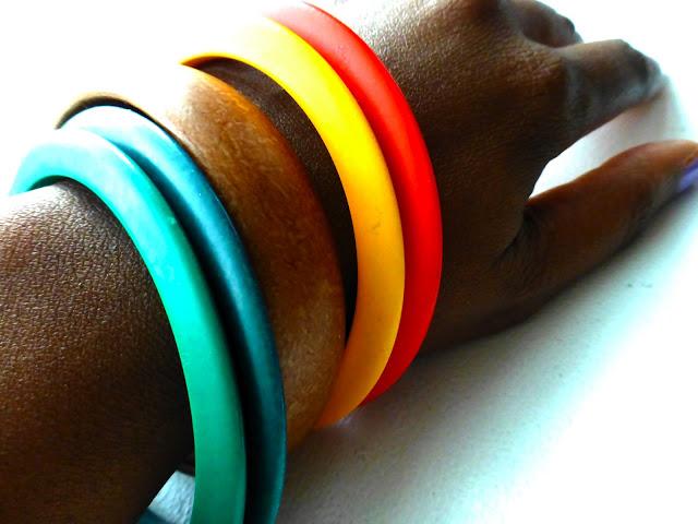 spring accessories vibrant bracelets