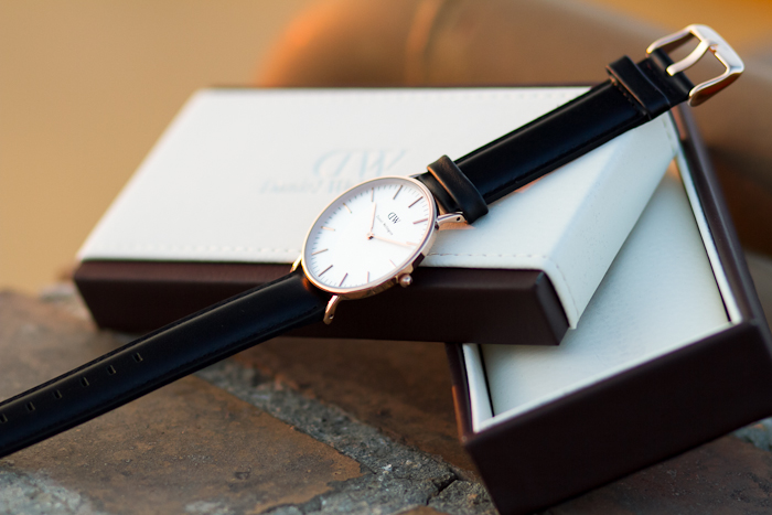 Reloj Sheffield Lady DANIEL WELLINGTON