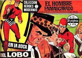 Héroes Modernos. Serie A. El Hombre Enmascarado.