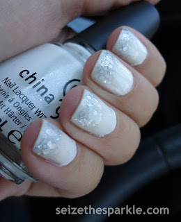 China Glaze Dandy Lyin' Around Layering